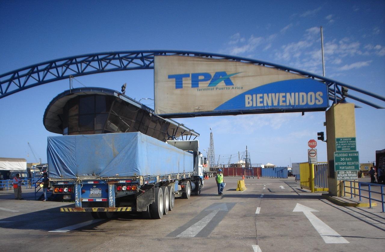 ASP-B reporta nuevo retraso en despacho de carga en puerto Arica