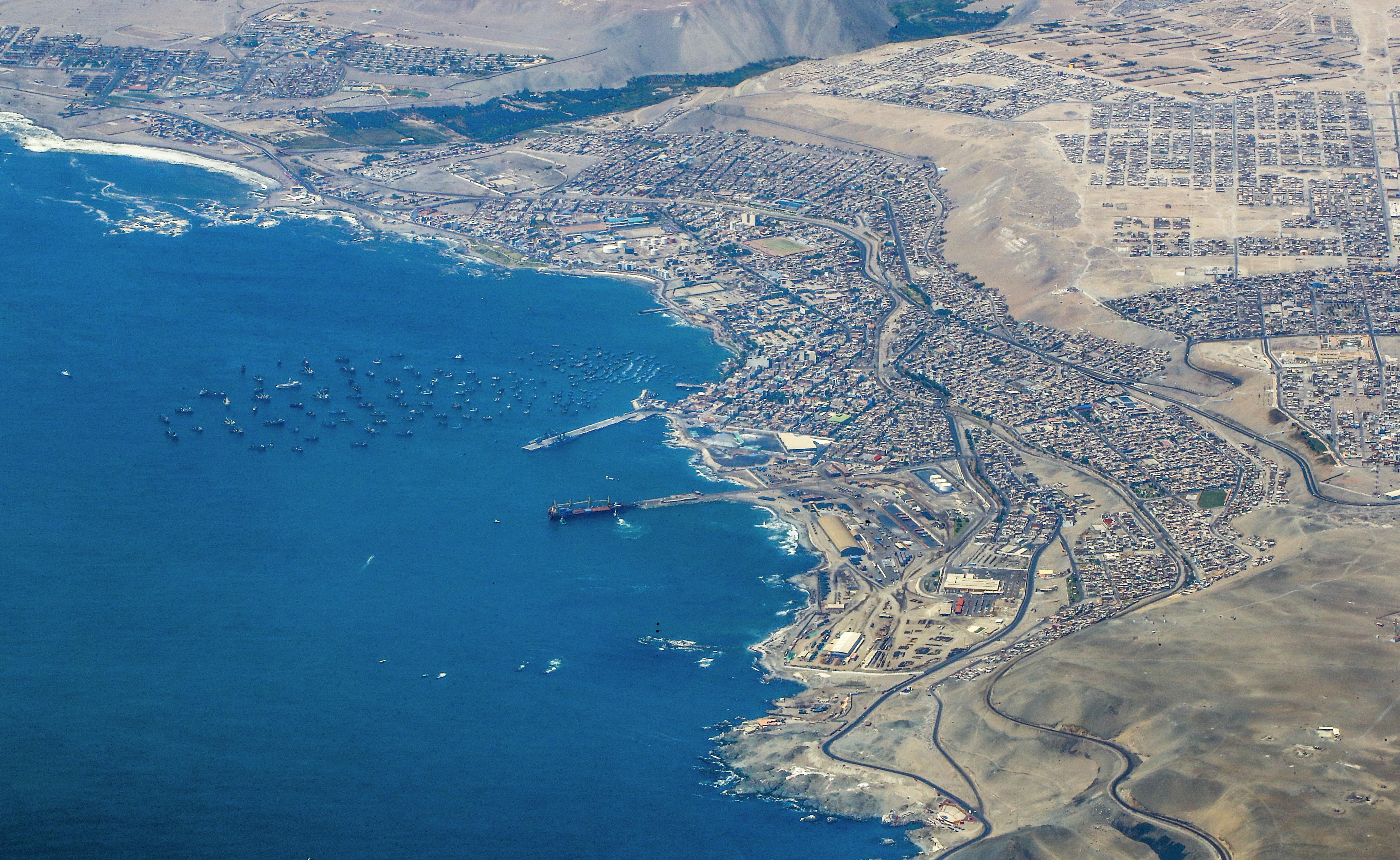 Anuncian nuevo arribo de carga boliviana por el puerto de Ilo