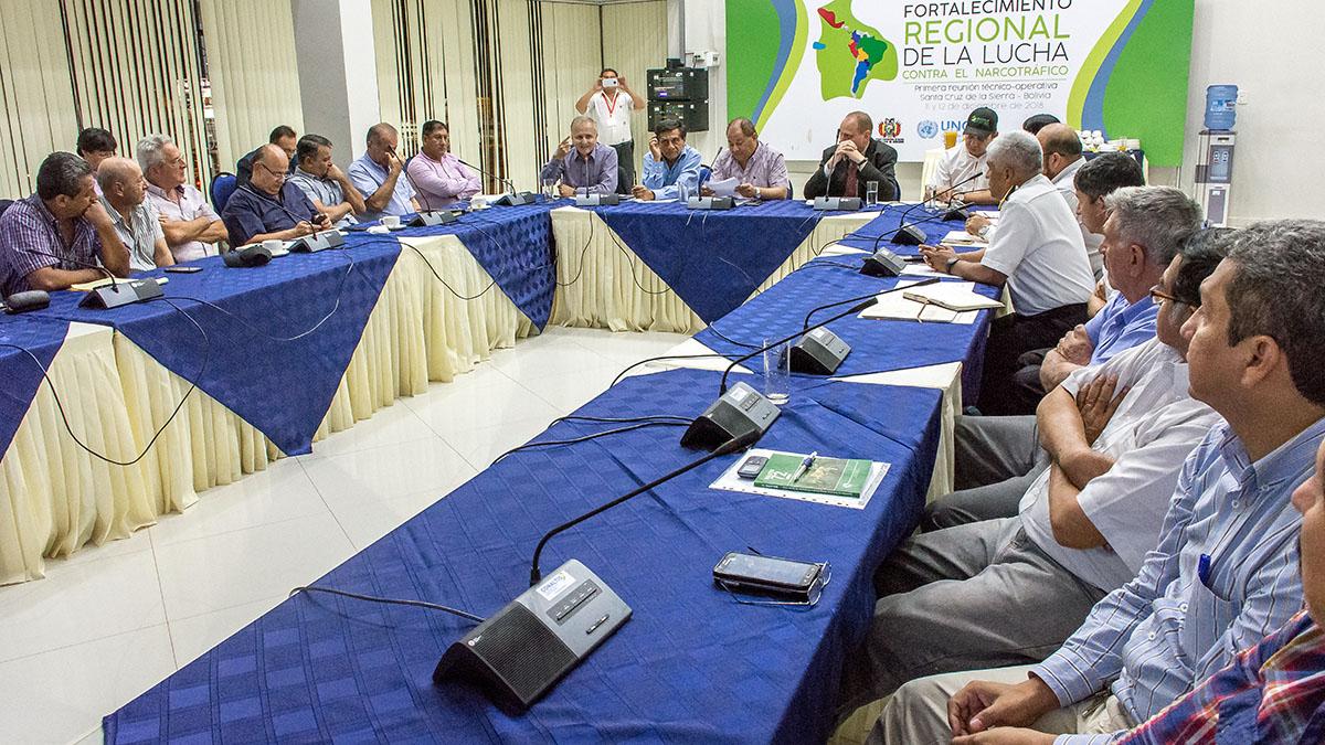 ASP-B participa en primera reunión de Consejo Estratégico para el desarrollo de Puerto Busch