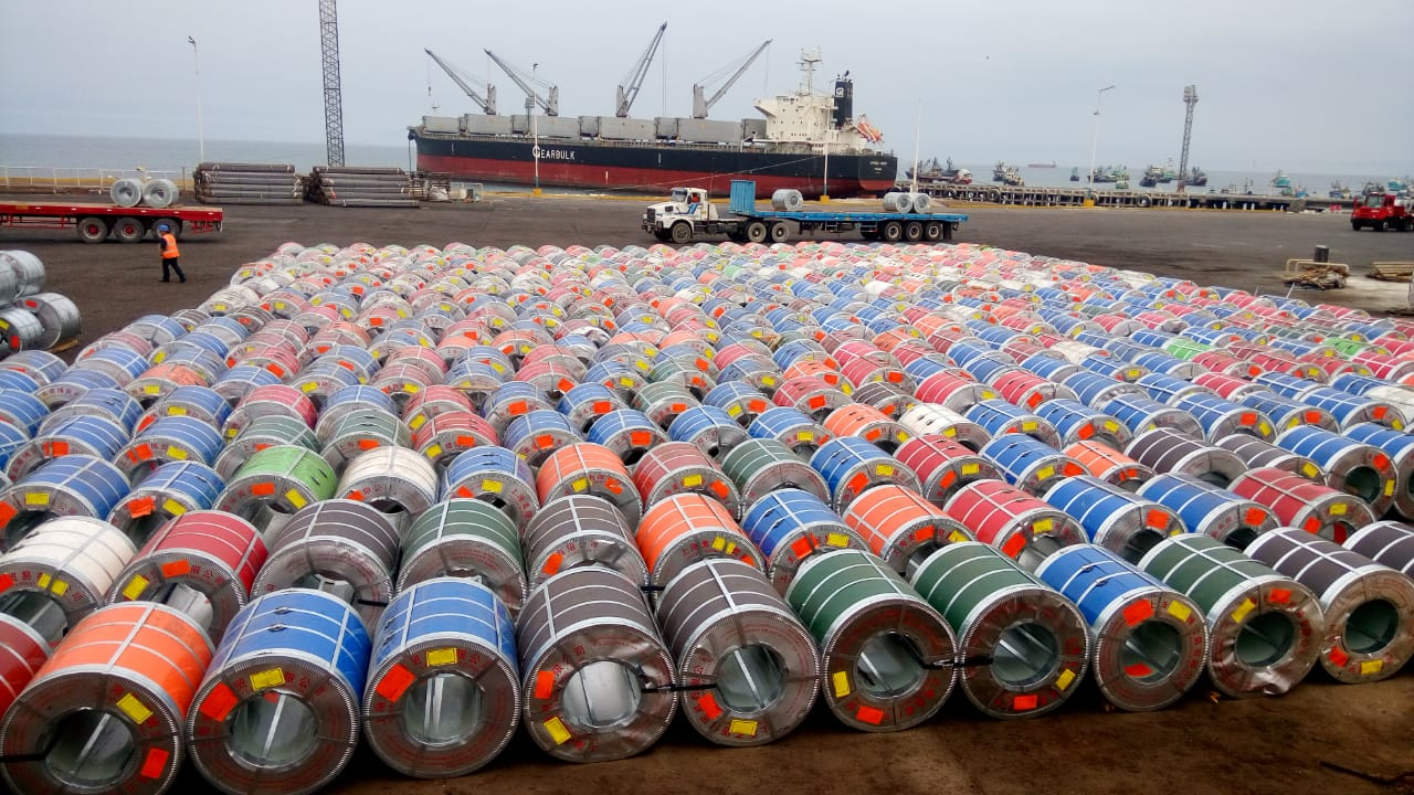 Arribo de nueva carga boliviana a puerto de Ilo incrementa movimiento en 280% por ese puerto