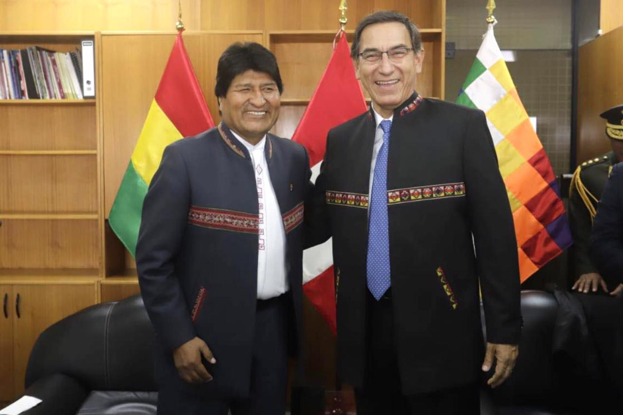 Declaración de Ilo: Encuentro Presidencial y V Gabinete Binacional Perú-Bolivia
