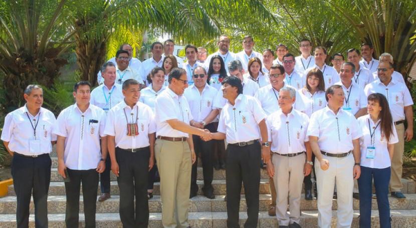 Gabinete binacional: Bolivia y Perú se reúnen por quinta vez al más alto nivel