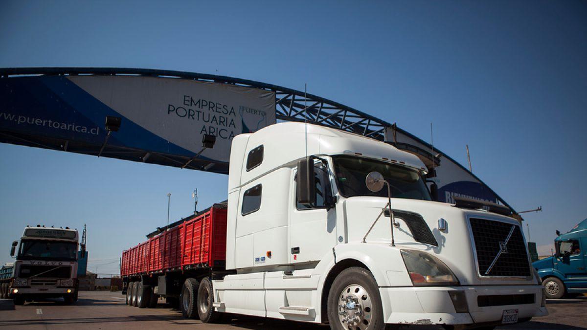 Transporte pesado sugiere que Chile subvencione incremento de tarifas en Arica