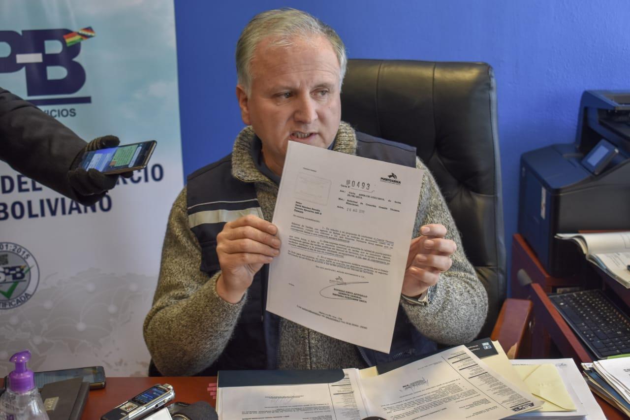ASPB rechaza cualquier incremento y nuevo manual de servicios de puerto de Arica