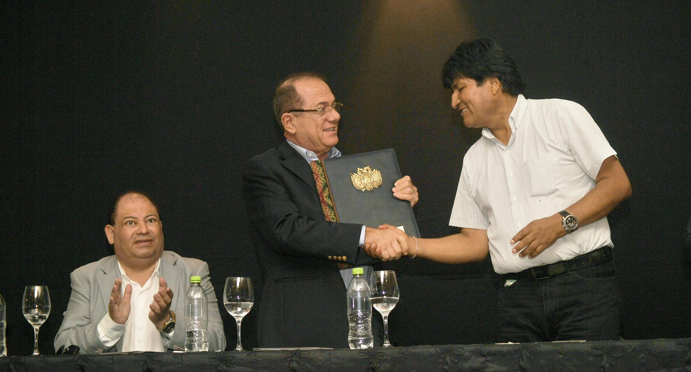 Bolivia cuenta con Ley para desarrollar integralmente Puerto Busch