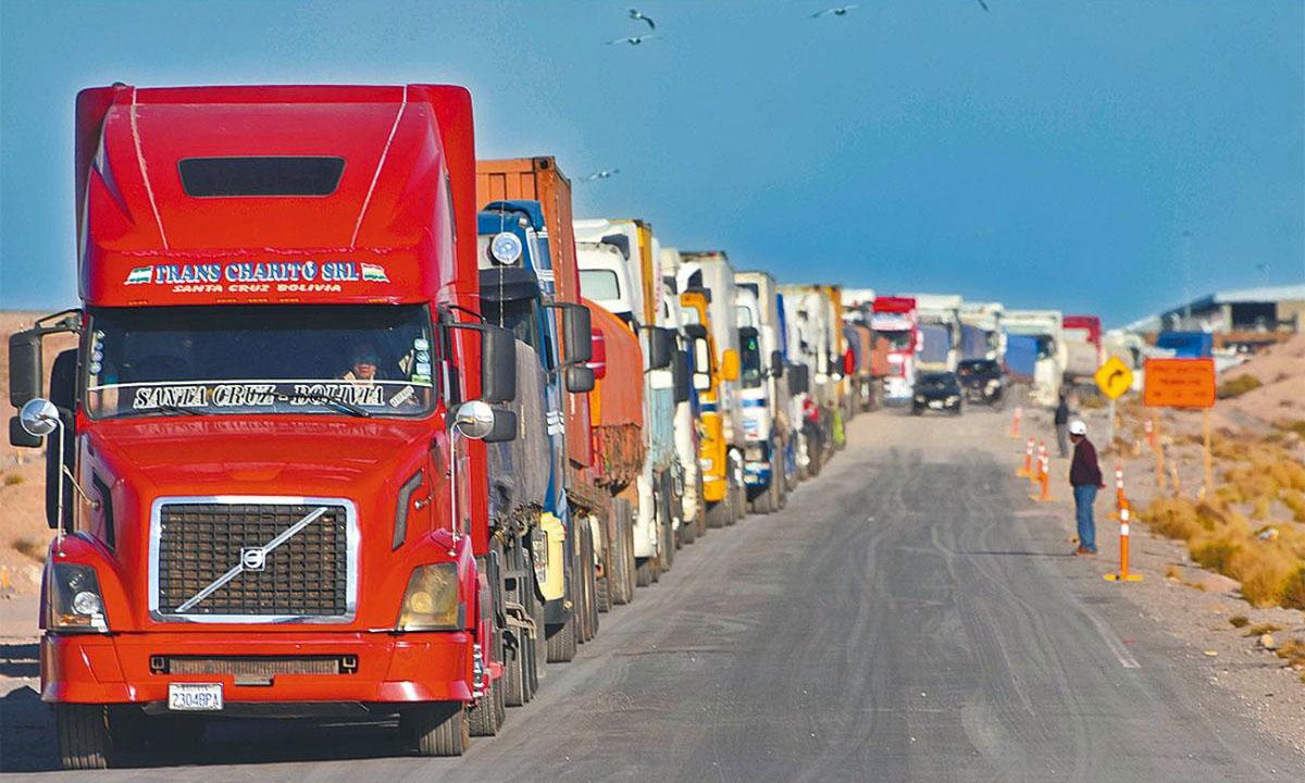 ASP-B logra que EPA deje pasar camiones parados en Arica e incremento de tarifas sigue en análisis