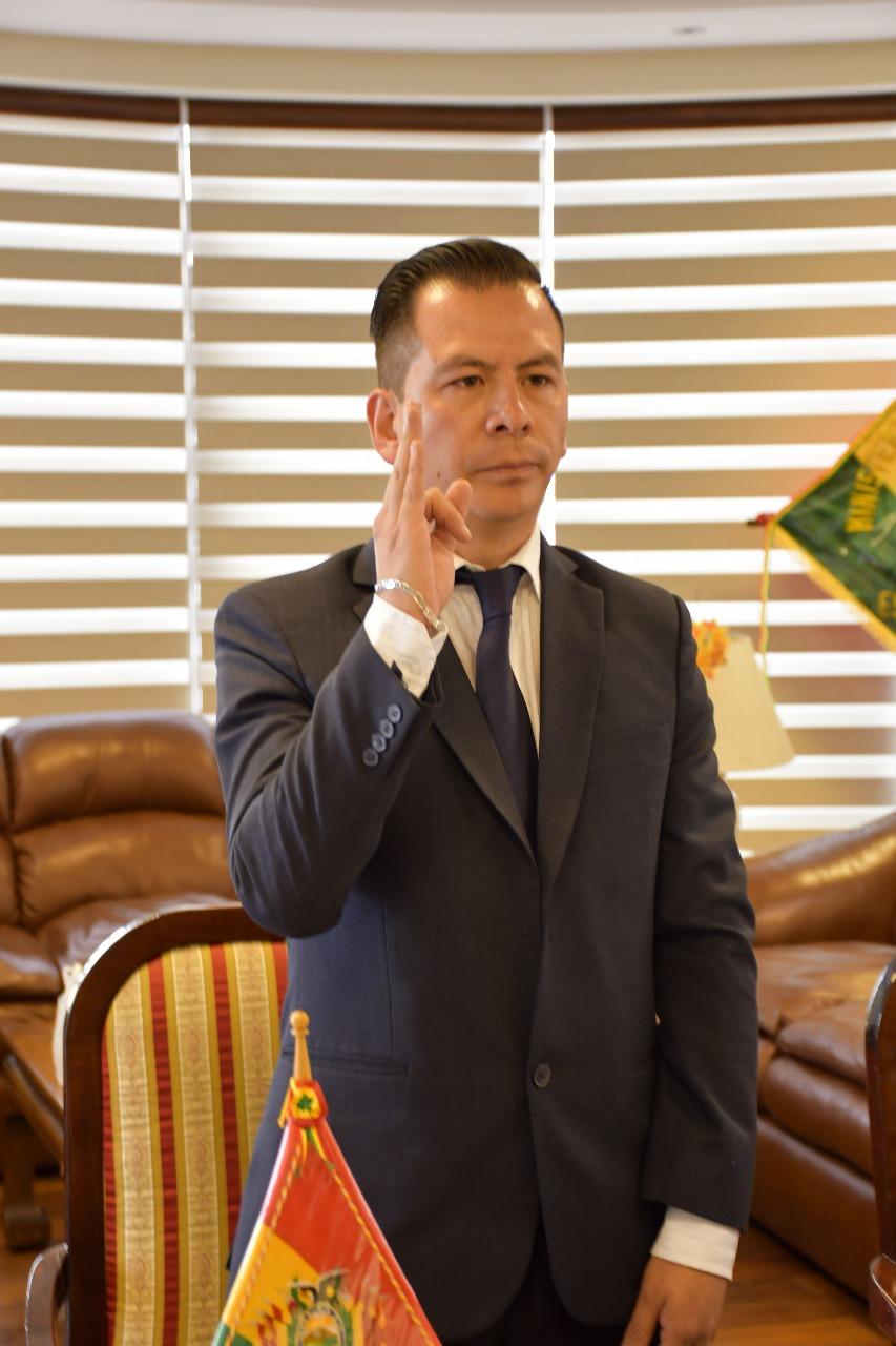 Marwin Flores Orellana, nuevo gerente ejecutivo de ASP-B