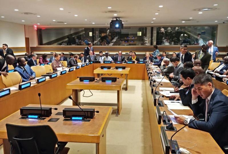 ONU reclama mayor colaboración con países que no cuentan con litoral marítimo, como Bolivia y Paraguay