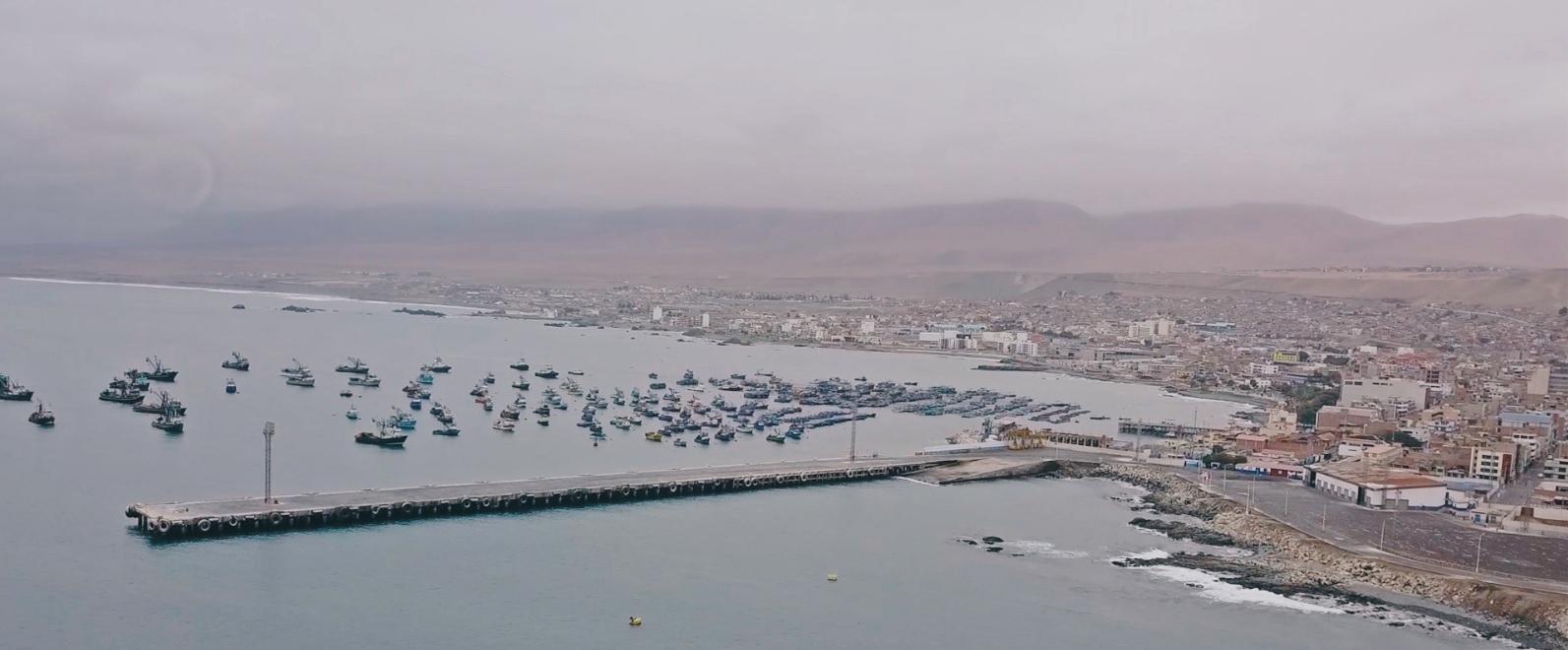 Saludan continuidad de gestiones y arribo de 7500 toneladas de carga boliviana a Puerto Ilo