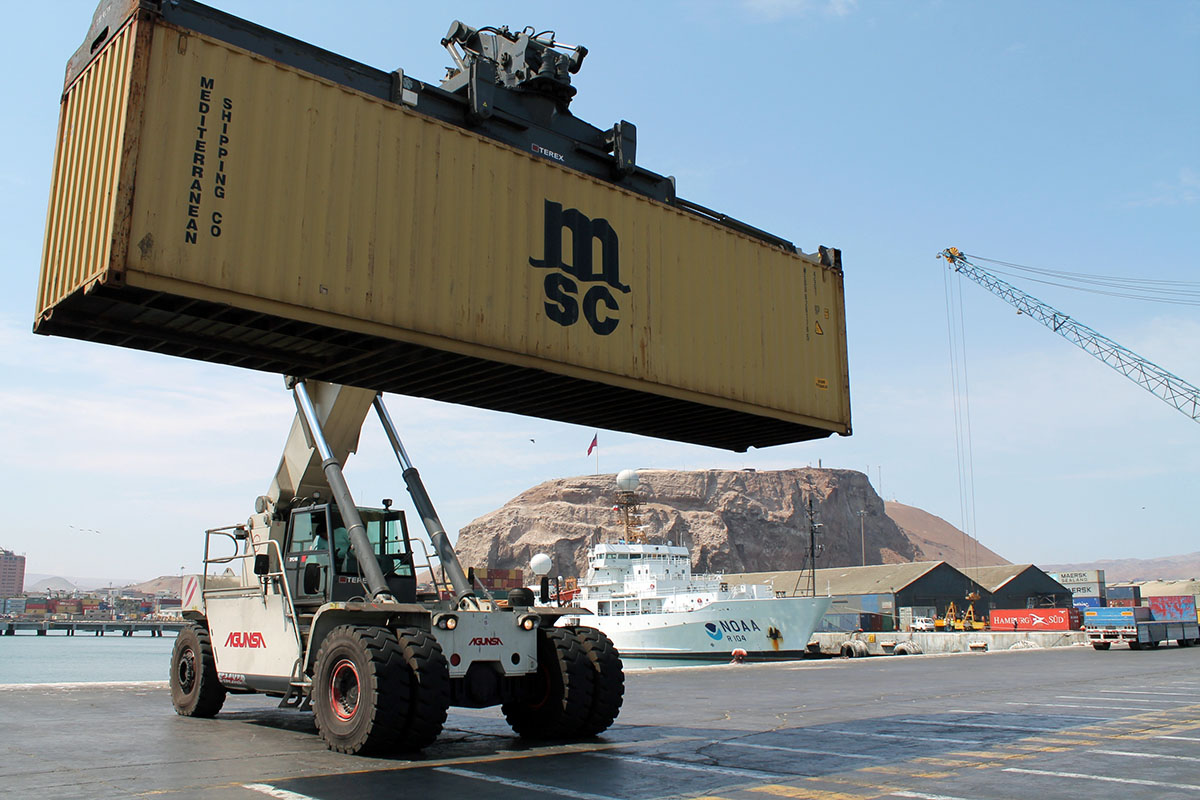ASP-B aplica Plan de Incentivos para la facilitación del comercio exterior boliviano