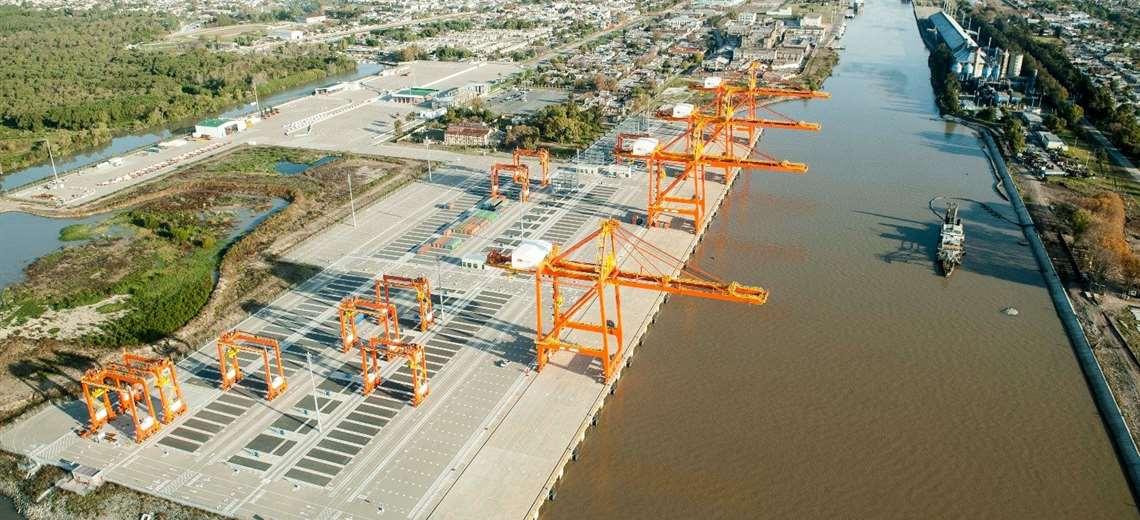 Bolivia gestiona con Argentina la instalación de una zona franca en el puerto La Plata