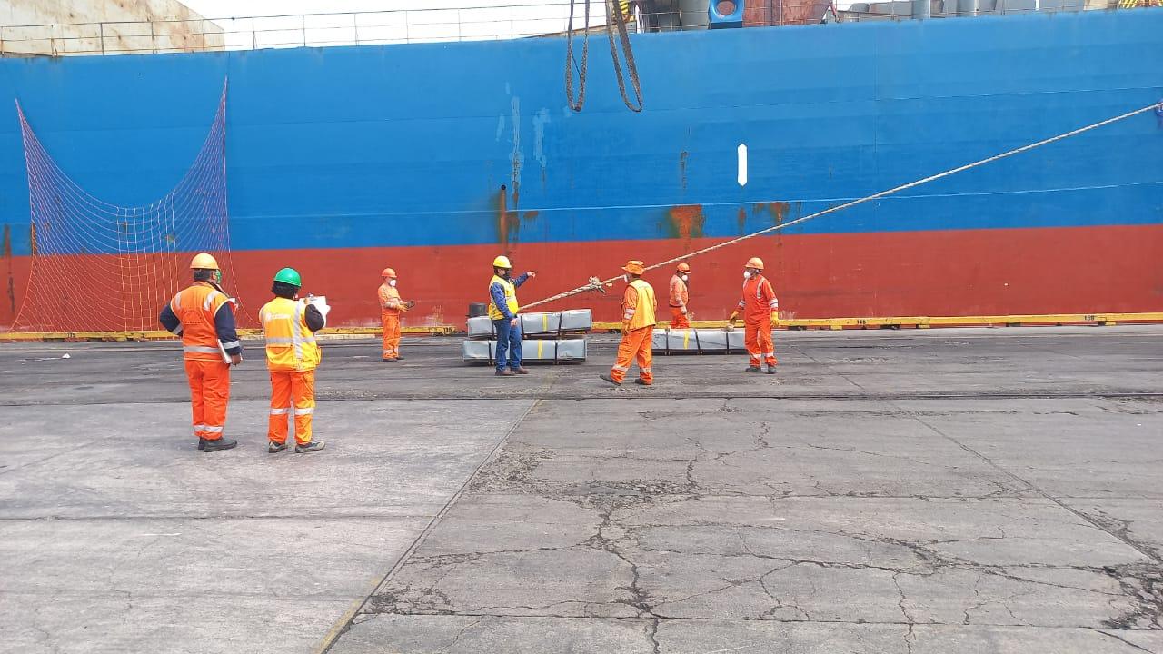 Movimiento de carga boliviana por puerto peruano de Matarani crece en 25% a agosto de 2021